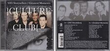 CULTURE CLUB (VH1 Storytellrs) & (Greatest Moments) 2 CD Set Boy George 80s Hits