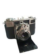 Zeiss Ikon Contessa 35 with 45mm f2.8 Tessar-Opton lens