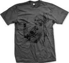 Marilyn Signature Famous Tattoos Skull Heart Dagger Mens T-shirt
