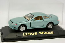 Road Champs 1/43 - Lexus SC400 Azul