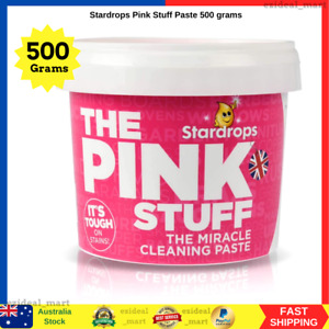 The Pink Stuff - Miracle Cleaning Paste - 500g - Stardrops FREE SHIPPING NEW AU