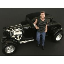 50's STYLE FIGURE III FOR 1:18 SCALE MODELS BY AMERICAN DIORAMA 38153