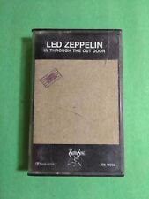 LED ZEPPELIN In Through The Out Door CS 16002 Cassette Tape