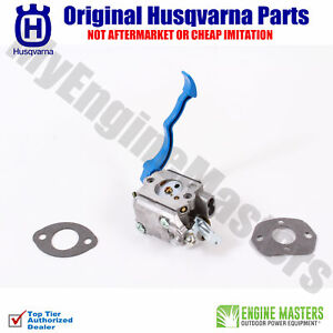 Genuine OEM Husqvarna 545081811 (590460102) Carburetor Fits 125B 125BVX 125BX