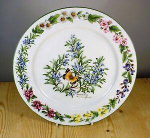 "Royal Worcester ""Worcester Herbs"" Rosemary Dinner Plate"