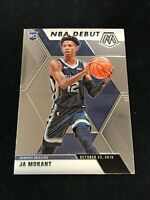 2019-20 Mosaic JA MORANT RC NBA Debut #274 Memphis Grizzlies *CT28