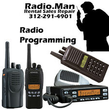 Professional Programming Service for Kenwood Business 2-Way Radios