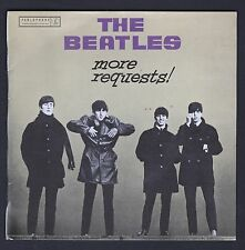 """THE BEATLES """"MORE REQUESTS"""" EP W/PIC SLEEVE PARLOPHONE AUSTRALIAN PRESSING"""