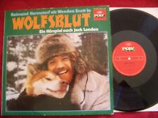 Wolfsblut   mit Raimund Harmsdorf       Poly LP