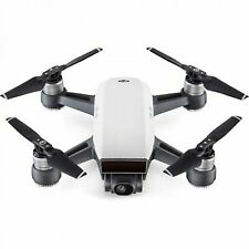 Dji Spark Drone Alpine White With Remote Control Combo - Brand New