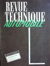 RTA revue technique 84 CHRYSLER C 52 53 54 55 SOMUA JL