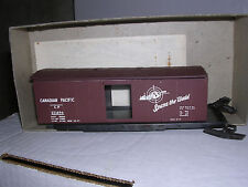 ATHEARN/Metal #A-112  Canadian Pacific 40' AAR Box Car #221496  Kit H.O.Gauge