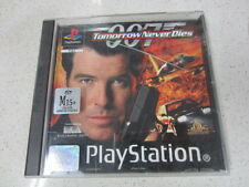 007 Tomorrow Never Dies Sony PlayStation 1 PS1 PAL Version