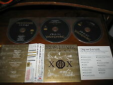 Dream Theater / Score - 20th Anniversary World Tour JAPAN 3CD PROMO!!!!! *C