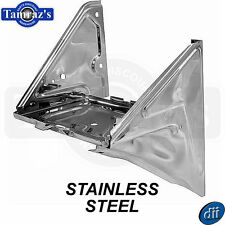 67-72 Chevy C/K Pickup NO A/C Battery Tray Housing Assembly  - STAINLESS STEEL