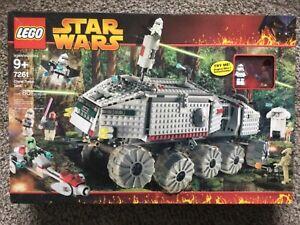 Lego Star Wars 7261 Clone Turbo Tank NISB