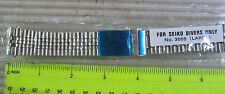 - New 22mm Stainless Watch BAND made for SEIKO DIVER  6309 7002 7S26-0020