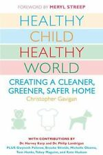 HEALTHY CHILD HEALTHY WORLD - MERYL STREEP CHRISTOPHER GAVIGAN (PAPERBACK) NEW