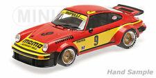 Minichamps 1:18 PORSCHE 934 - BRAMBILLA/MORETTI CLASS WINNERS 1977 SILVERSTONE
