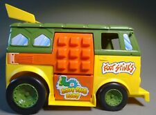 1988 TMNT Party Wagon 100% COMPLETE Teenage Mutant Ninja Turtles vintage