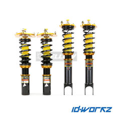 YELLOW SPEED RACING DYNAMIC PRO SPORT COILOVERS FOR MAZDA 323 GTR