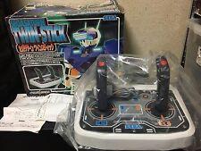 Sega Saturn Twin Stick arcade controller Japan  boxed set