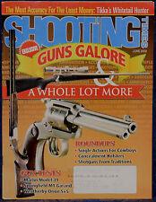 Magazine SHOOTING TIMES June 2002 !!! SPRINGFIELD M1 Garand .30-06 RIFLE !!!