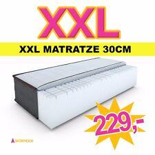 30cm XXL BOXSPRING MATRATZE  7-ZONEN KALTSCHAUMMATRATZE 140x200
