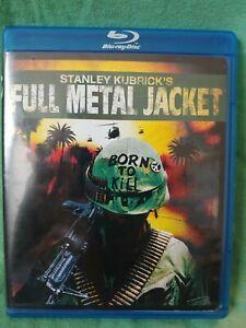 Full Metal Jacket (Blu-ray, 1987) Free Shipping!