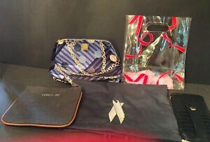 5 Mix Hand Bags, Makeup Travel Cosmetic Bag Case Multifunction Toiletry Cerruti