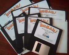 Floppy Disk The Humans IBM Tandy 640K Atari GameTek double high density