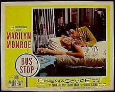 BUS STOP, 1956, MARILYN MONROE, LOBBY CARD