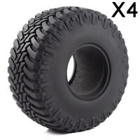 "4PCS RC 2.2"" Tyre for 1/10 Axial SCX10 Wraith 90056 90045 90031 Yeti 90025 90026"