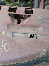 1968 Chevrolet Camaro Parts Car w/ clean Vin and good Vin tag Stock #F02008