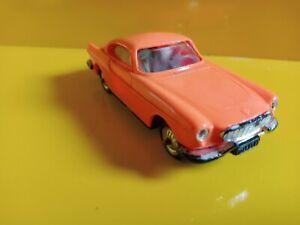 Volvo P1800 orange  ancien   NOREV 1/43