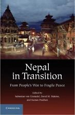 Nepal in Transition : From People's War to Fragile Peace (2012, Hardcover)
