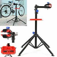 Cavalletto Bici Supporto Manutenzione Riparazione Biciclette Regolabile Stand