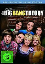 The Big Bang Theory - Die komplette achte Staffel [3... | DVD | Zustand sehr gut