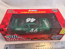 1998 Racing Champions Wally Dallenbach #46 First Union NASCAR 1:24 Scale Diecast