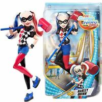 DC Superhero Girls Harley Quinn Doll 12 Inch / 30cm DLT65 - DC Comics Toy