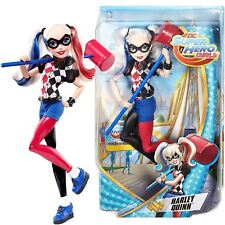 25df96ce4cc8a2 DC Superhero Girls Harley Quinn Doll 12 Inch   30cm DLT65 - DC Comics Toy