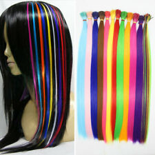20inch 0.5g/s 100s Synthetic Stick I Tip Keratin Fusion Hair Extensions Cosplay