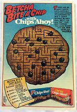 1987 - CHIPS AHOY (Betcha Bite a Chip) Ad