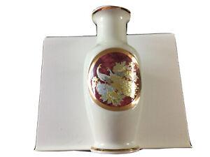 art of chokin Style Vase