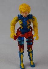LJN Toys Vintage MEG Bionic 6 Metal Action Figure 1986 LJN Bionic six