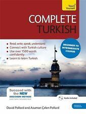 Complete Turkish Beginner to Intermediate Course: Learn to read, write, speak an