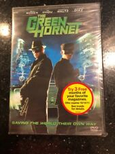 The Green Hornet (DVD, 2011) New