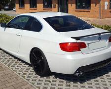 für BMW E92 COUPE typ A Heckflügel für sportlichen und AMG Stil Tuning spoilerli