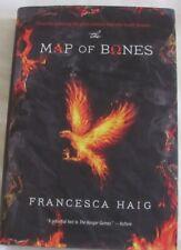 The Map of Bones by Francesca Haig (Hardback, 2016) Book #1 Fire Sermon Trilogy