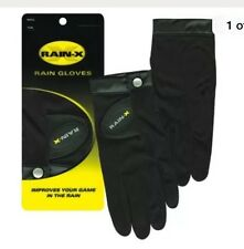 Merchants of Golf Rain X Golf Gloves Pair Mens Medium-Large (ML)